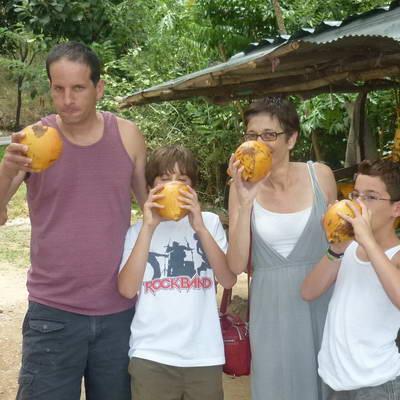 משפחת וורמברנד ומשפחת זיתון 2017