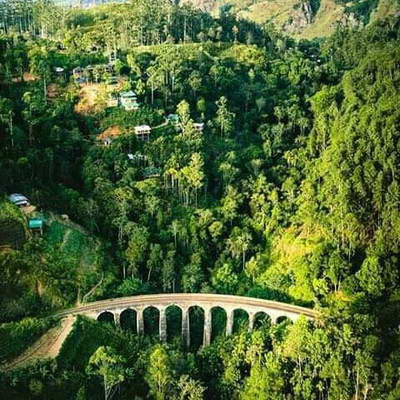 טיול לסרי לנקה 8 ימים מסלול ירוק על ירוק