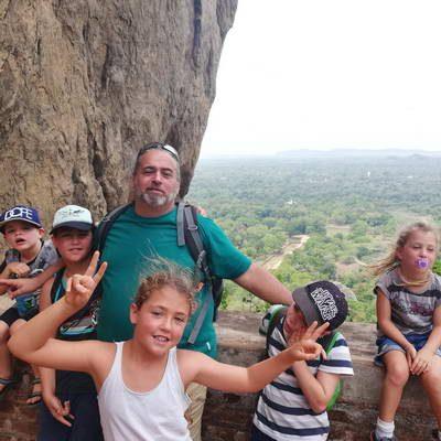 טיול משפחות סגל ושחם ראש השנה
