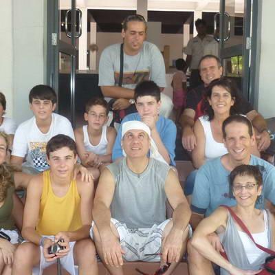 על הטיול של קבוצת שושי - אפריל 2012